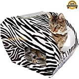 *NEW* Cardboard Cat Toys - Kitty Camper are Perfect Playhouses for Indoor Pets – Great as Pet Beds – Add your own Accessories & Feel Good