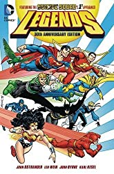 Legends 30th Anniversary Edition by John Ostrander (2016-06-07)