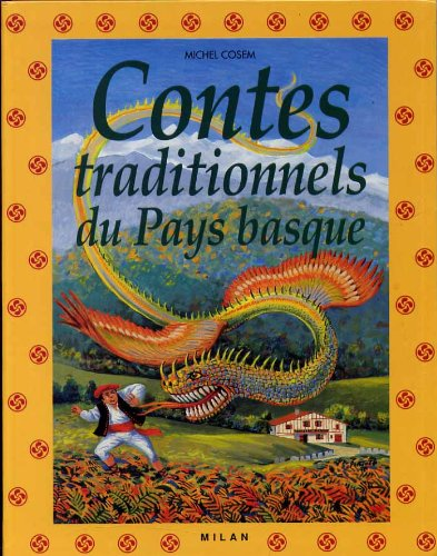 Contes traditionnels du Pays Basque par Michel Cosem
