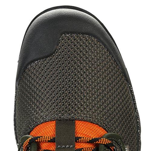 Palladium Pampa Tech HI TX Boots Army/Vert/Flame