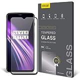Olixar Skärmskydd för OnePlus 7, härdat glas - stötsäker, repfri, anti-splitter, bubbelfri, klar HD-klarhet heltäckande fodra
