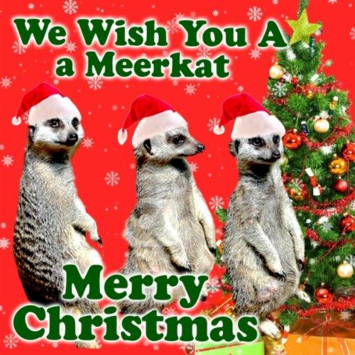 We Wish You a Meerkat Merry Christmas by The Xmas Meerkats on Amazon Music - Amazon.co.uk