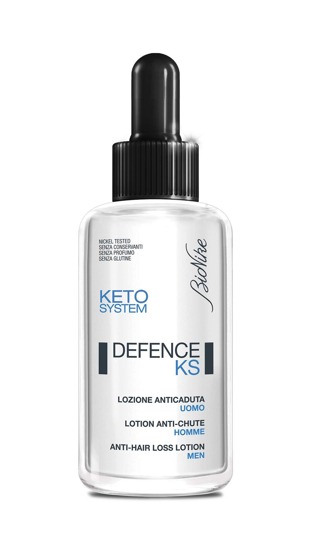 Lozione anticaduta capelli uomo BioNike DEFENCE KS