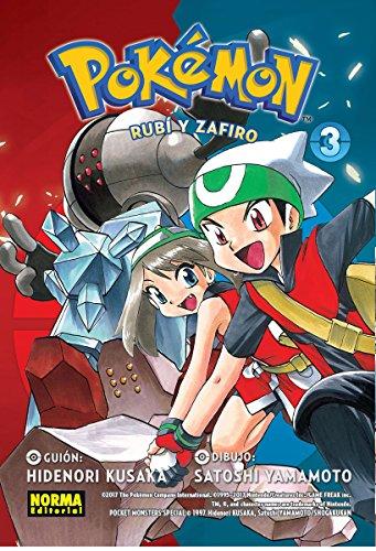 Pokemon 11. Rubí y Zafiro 3