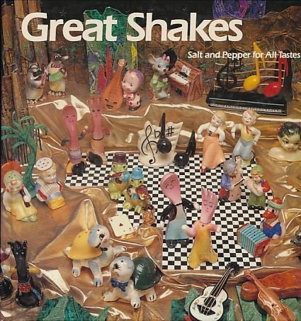 Great Shakes: Salt and Pepper for All Tastes (Recollectibles) by Gideon Bosker (1989-08-24)