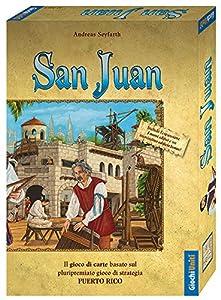 Giochi Uniti GU451-Juegos de Mesa San Juan