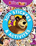 Masha et Michka - 300 stickers