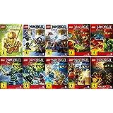 Lego Ninjago Staffel 1-6 + Tag der Erinnerungen / DVD Set