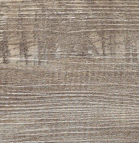 Cortex Vinatura 0,3 Essence Gesunder und umweltfreundlicher Vinyl-Designbelag : Eiche struktoriert V129503 - Vinyl-Kork-Fertigparkett, Korkparkett, Vinyl-Laminat-Fußbodenbelag zum klicken, Paket a 1,806m²