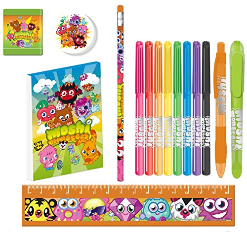 Imagen principal de Monster High - Set de material escolar Moshi Monsters (Blueprint)