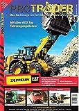 Pro Trader 7 2016 Zeitschrift Magazin Einzelheft Heft Nutzfahrzeuge Baufahrzeuge
