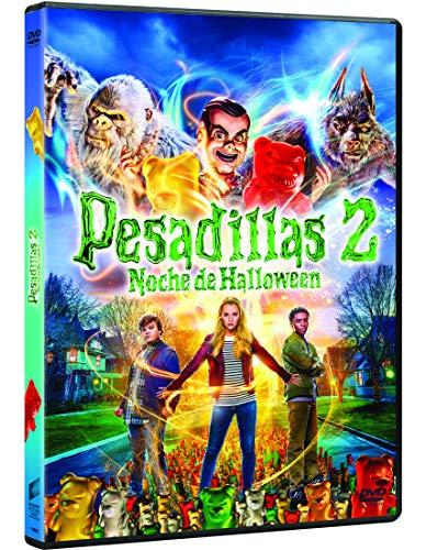 Pesadillas 2: Noche De Halloween [DVD]