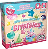 Science4you Mini laboratorio de cristales - Juguete científico y educativo