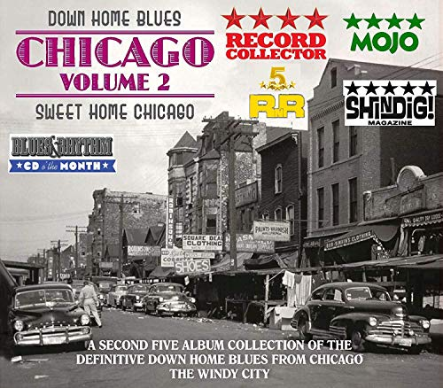 Down Home Blues Chicago 2-Sweet Home Chicago
