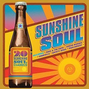 Sunshine Soul - 20 Scorching Soul Classics