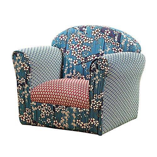 Bambini Sofa Chair divano sedia del fumetto mini panno Kindergarten divano bambino sofà poltrona Sgabello (Mini Cellulare Schiuma)