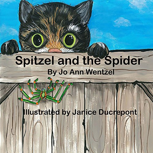 Spitzel and the Spider (English Edition)