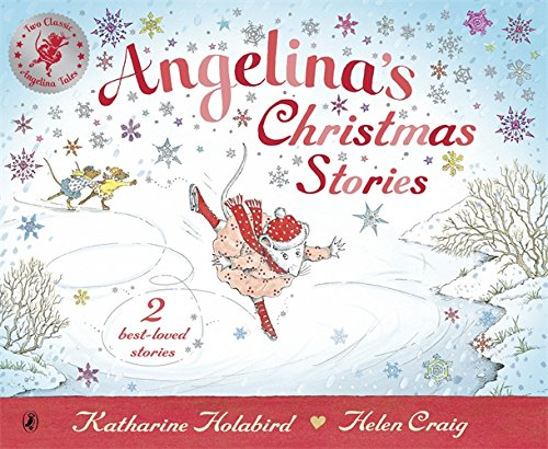 Angelina's Christmas stories