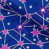 Hongma PVC Stoff Kunstleder Stern als Bezugstoff