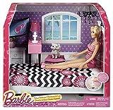 Barbie Mattel CFB60 - Deluxe Schlafzimmer, Puppenzubehör