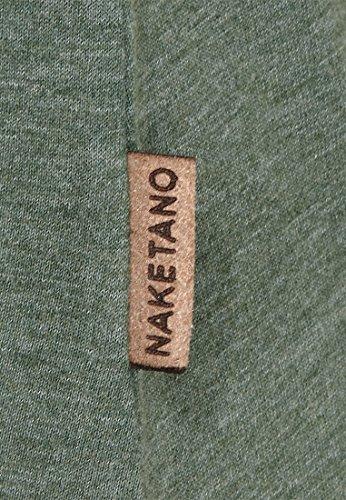ebd7b7a3f9af0f ... Naketano Female Shortsleeve Ballad No.1 Heritage Pine Green Melange ...