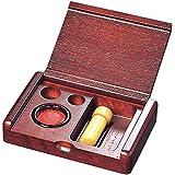 Collar de madera de puede Fujii Seal Case wch205(importado de Japón)