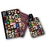 Marvel Luggage Straps Review and Comparison