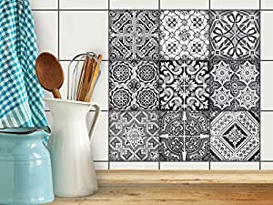 Mosaico piastrelle auto adesive adesivo per piastrelle for Mosaico adesivo per cucina
