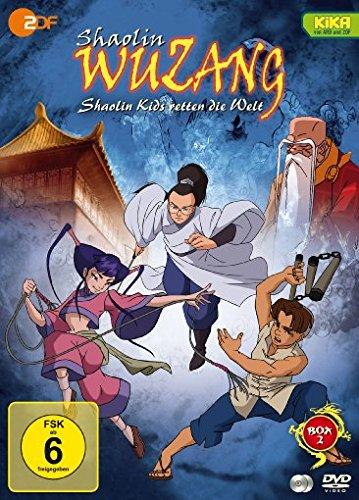 Shaolin Wuzang - Box 2 [2 DVDs]