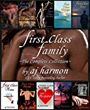 First Class Family: The Complete Collection - A New Romance Novel Boxed Set (First Class Novels - A New Contemporary Romance Series)