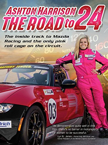 Ashton Harrison: The Road To 24 Cover
