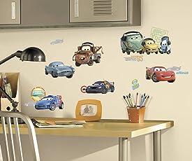 Asian Paints Nilaya Cars 2 wall stickers