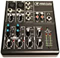Mackie 402VLZ4 4-Channel Compact Mixer