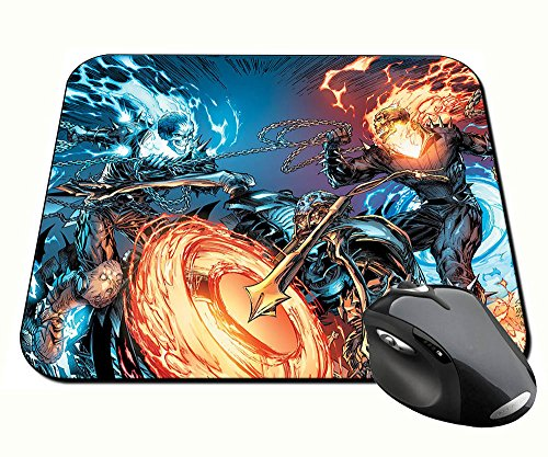 El Motorista Fantasma Ghost Rider J Alfombrilla Mousepad PC