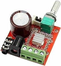 xcluma Pam8610 Audio Stereo Amplifier Board 2 X 10W Dual Channel D Class