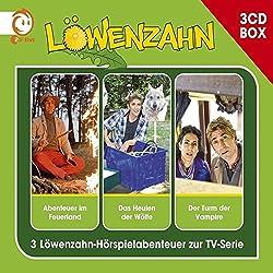 Löwenzahn 3-CD Hörspielbox Vol. 4