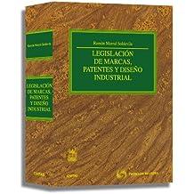 Legislación de marcas, patentes y diseño industrial (Códigos)