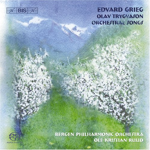 Olva Trygvason & Orch Songs