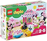 LEGO 10873 DUPLO Disney Minnie\'s Birthday Party Building Set