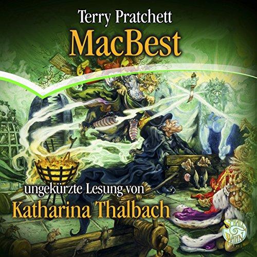 Buchseite und Rezensionen zu 'MacBest: Ein Scheibenwelt-Roman' von Terry Pratchett