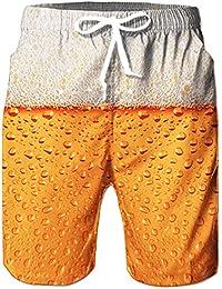 TUONROAD Herren Badeshorts Badehose in vielen Farben |Badeshort| Bermuda Shorts |Schwimmhose |Badehosen |Badehose für Männer in den Größen S bis XL