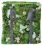 3 Stück Esschert Design Pflanztasche, Blumentasche, Gartentasche, Größe L, 40 x 40 x 40 cm