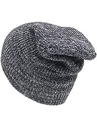 Kobay Cappellino da Sci con Copricapo di Turbante Intrecciato con Cappello  Invernale da Sci all  14dc6123a7a7