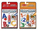#7: Melissa and Dou Water Wow Bundles: Alphabet/Numbers