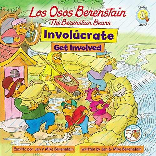 Los Osos Berenstain Involúcrate / Get Involved (Berenstain Bears Living Lights 8x8) por Jan &. Mike Berenstain