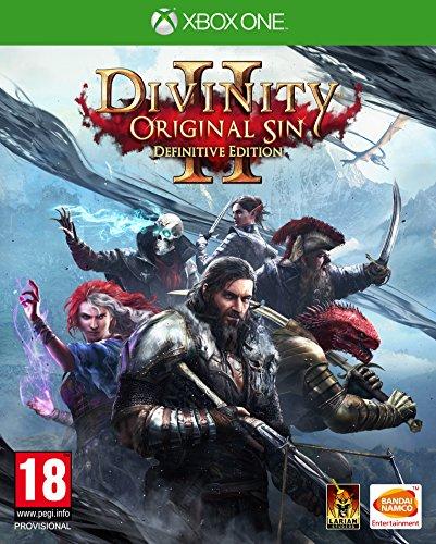 Divinity Original Sin 2 Definitive Edition  (Xbox One)