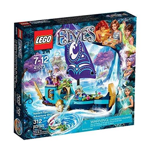 LEGO Elves 41073 - Il Veliero di Naida