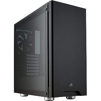 Corsair Carbide 275R Case da Gaming, Mid-Tower ATX in Vetro Temprato, Nero