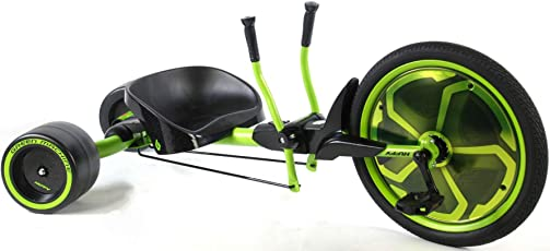 Huffy Green Machine Drifter Trike 20 Zoll - der Ultimative Drift-Slider für Kinder ab 8 Jahren