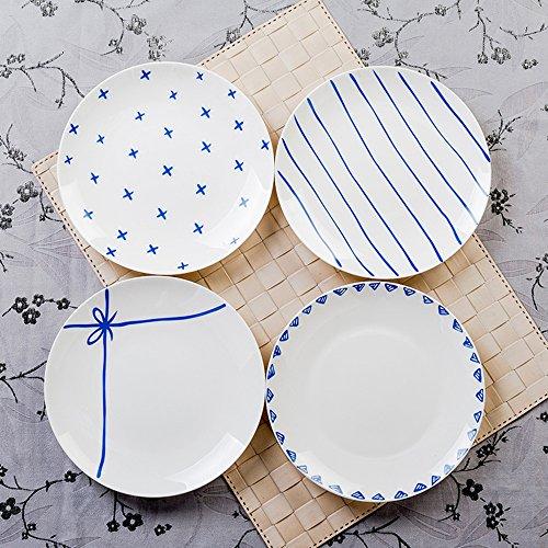 Piatto / Posate / creativo articoli per la tavola del piatto / articoli per la tavola piatto di ceramica / minestra / Piatto freddo piatto (8 pollici)